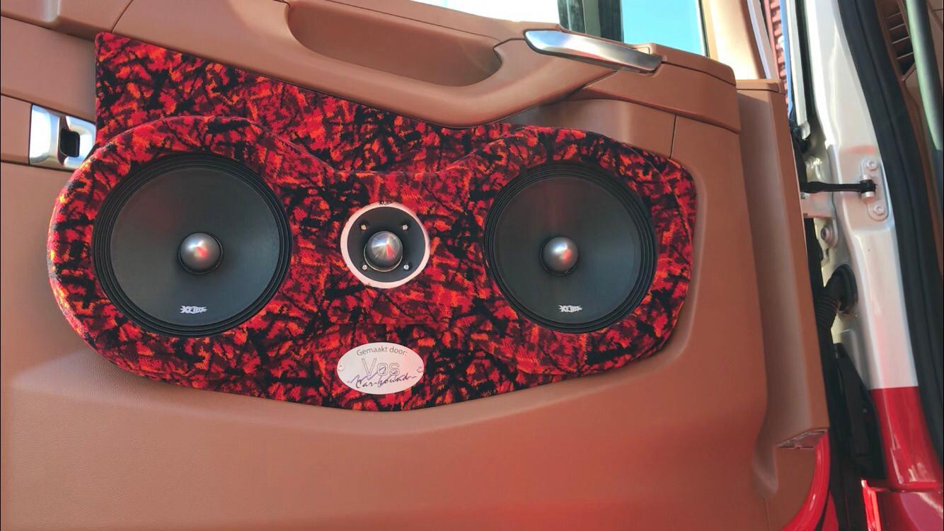 Scania S-520 - Custom made audio