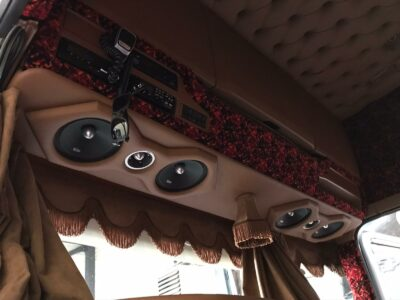 Scania S-520 - Custom made audio