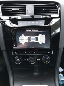 Volkswagen Golf 7 - Multimedia installatie