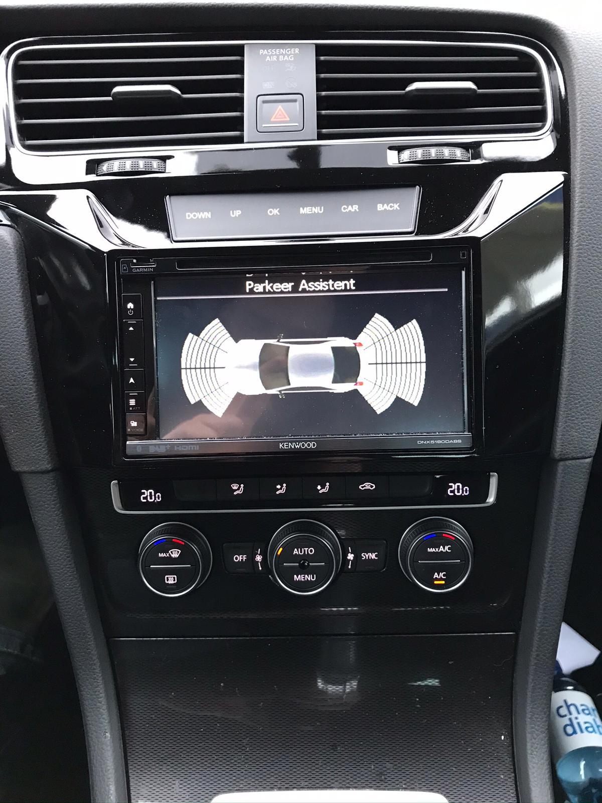 Volkswagen Golf 7 - Multimedia installatie