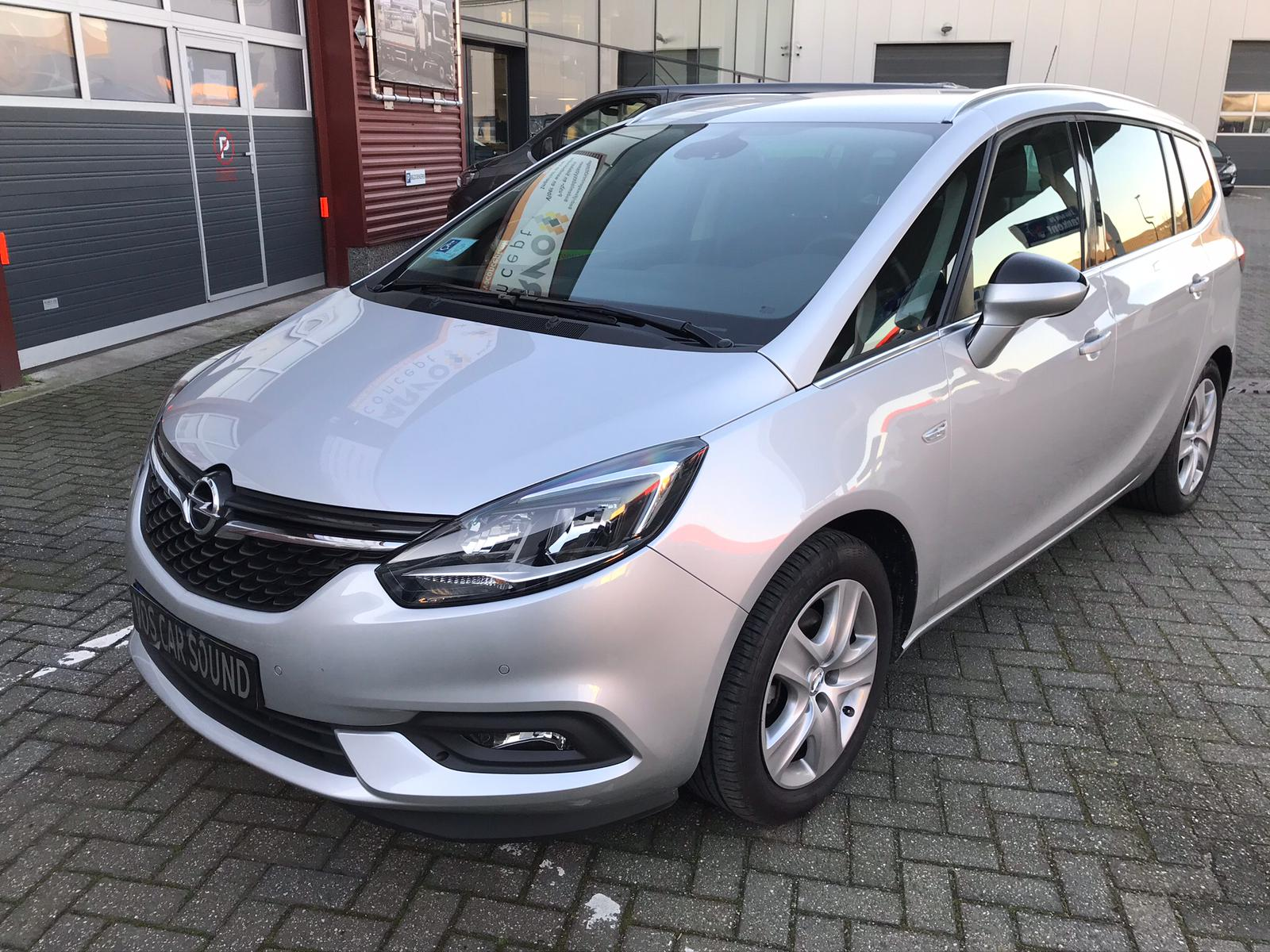 Opel Zafira - Achteruitrijcamera camera