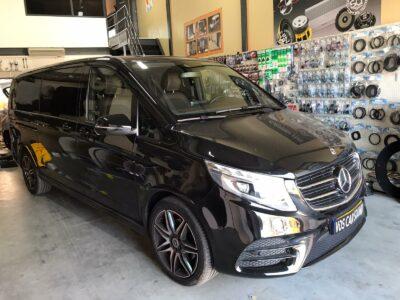 Mercedes V klasse | Terugvind systeem