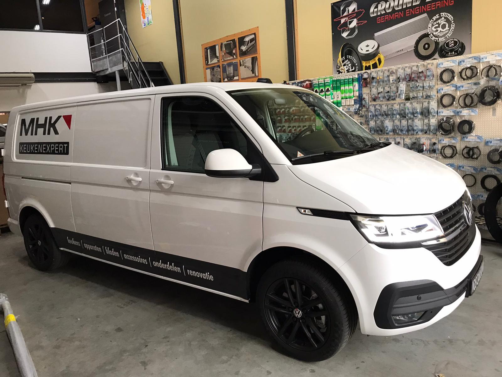Volkswagen Transporter | Ritten registratie met belastingkeurmerk